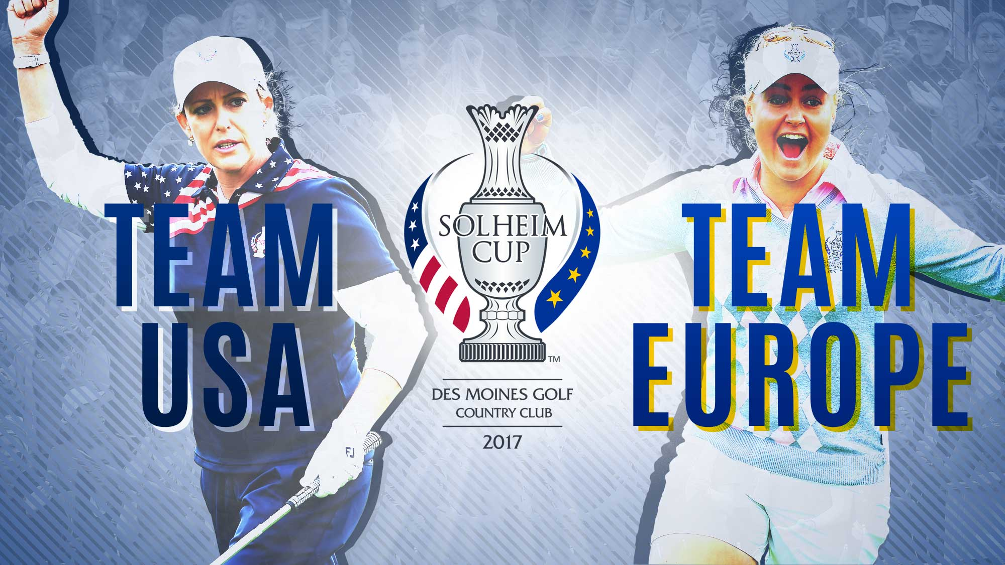 meet the teams competing at the 2017 solheim cup
